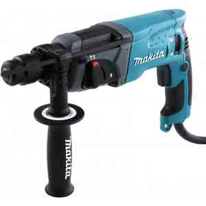 Перфоратор с патроном sds + makita hr 2460