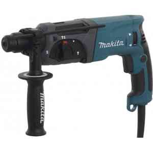 Перфоратор с патроном sds + makita hr 2470