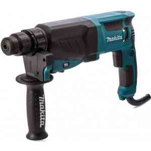 Перфоратор с патроном sds + makita hr 2630